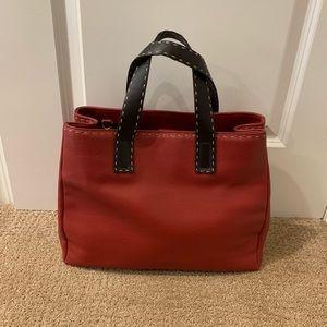 Women's Handbag satchel Shoulder Bag leather